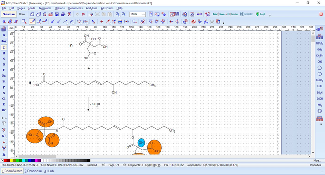 ChemSketch-Dateien in SVG konvertieren